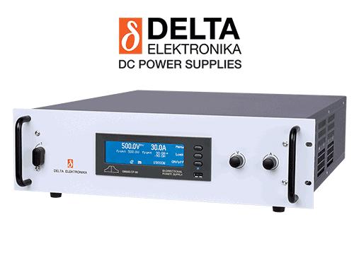 Bi-directional forsyning fra Delta Elektronika