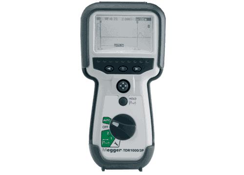 MEGGER Impuls ekkometer TDR1000/3