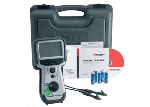Megger TDR 1000