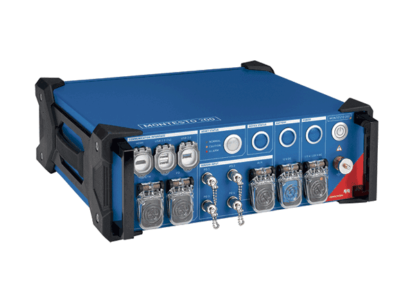 OMICRON MONTESTO 200 portable on-line partial discharge measurement