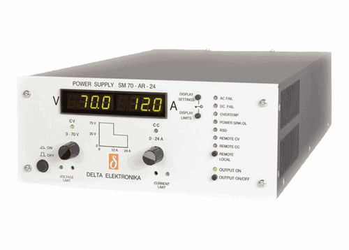 Delta Elektronika SM 800 serie