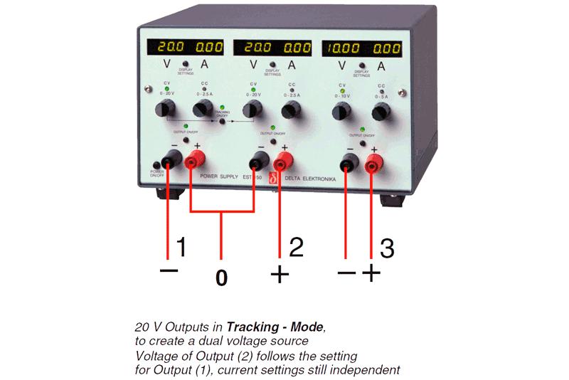 EST150 Tracking Mode