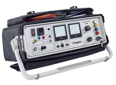 Megger HV tester 25 kV