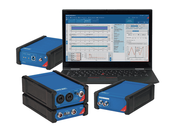 OMICRON MPD 800 High-End Universal PD måle- & analysesystem