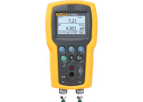 FLUKE 721/Ex Dual Range Præcisions Tryk Kalibrator