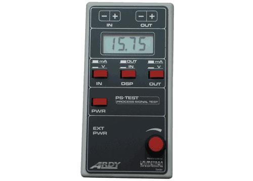 Fasefølgeviser og Strømsimulator samt Kalibrator