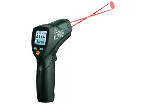 Berøringsfrie Temperaturmålere og Vingehjuls Anemometer