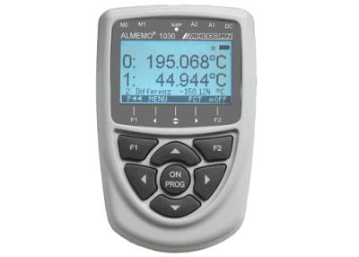 Ahlborn Almemo 1030-2 Højpræcision Temperatur måleinstrument