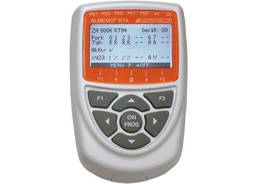 Relæboks Ahlborn ZA8006RTA3/RTA4