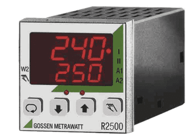 GOSSEN METRAWATT R2500 & 2700
