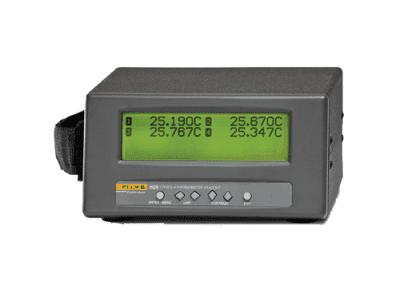 Fluke 1529 Præcision Termometer 4-kanal