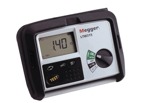 Megger LTW315, LTW325, LTW335 & LTW 425