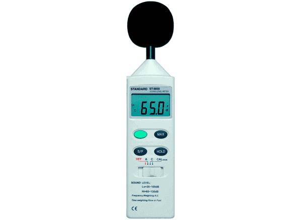 Lydmåler Standard ST-8850