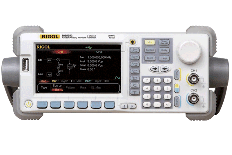 Multimetre og Oscilloscoper