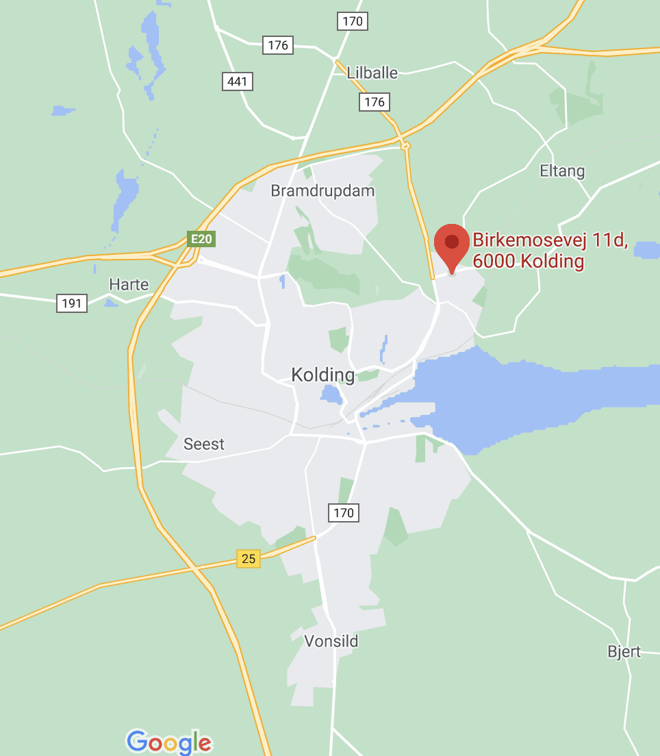 Blichfeld adresse